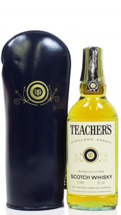 Teacher's - Highland Cream Whisky