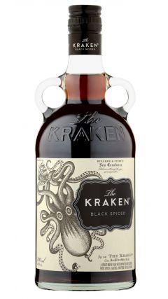 Kraken - Black Spiced Rum