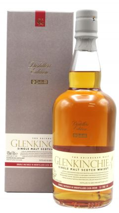 Glenkinchie - Distillers Edition - 2005 12 year old Whisky