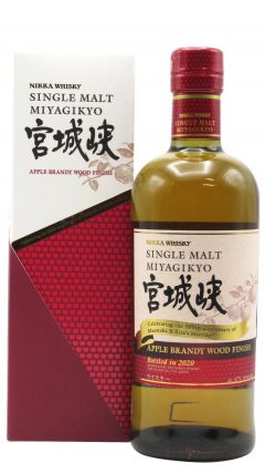 Nikka Miyagikyo - Apple Brandy Wood Finish Whisky