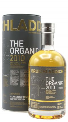 Bruichladdich - The Organic - 2010 8 year old Whisky
