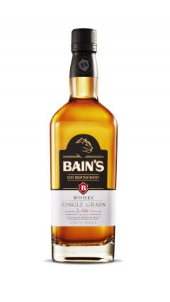 James Sedgwick - Bain's Cape Mountain - South African Whisky