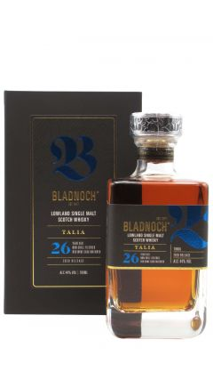 Bladnoch - Talia Red Wine Matured Finish 26 year old Whisky