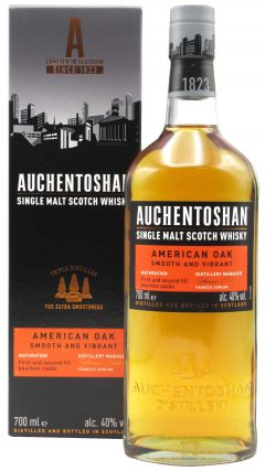 Auchentoshan - American Oak Single Malt Scotch Whisky