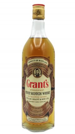 William Grant's - Finest Scotch (old bottling) Whisky