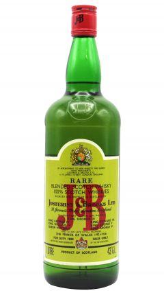 J&B - Rare Blended (old bottling) Whisky