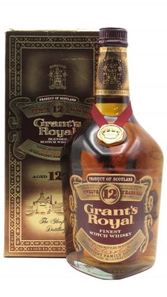 William Grant's - Royal Blended Scotch 12 year old Whisky