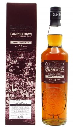 Glen Scotia - Campbeltown Malts Festival 2020 14 year old Whisky