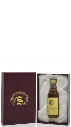 Killyloch (silent) - Signatory Vintage - Miniature - 1972 22 year old Whisky