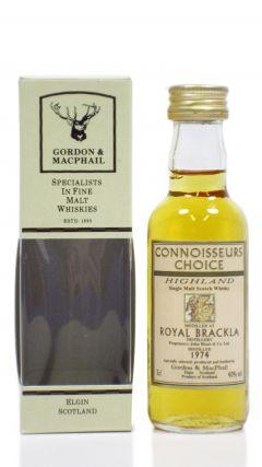 Royal Brackla - Connoisseurs Choice - Miniature - 1974 Whisky