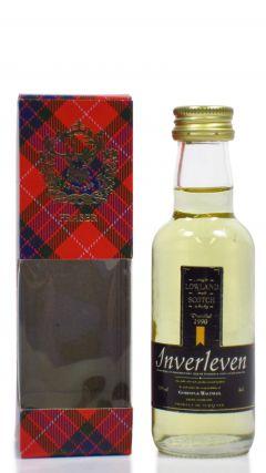Inverleven (silent) - Lowland Single Malt - Miniature - 1990 Whisky