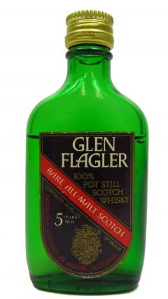 glen-flagler-silent-rare-all-malt-scotch-miniature-5-year-old