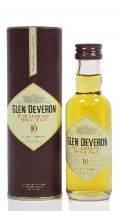 Glen Deveron - Glen Deveron Miniature 10 year old Whisky