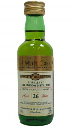 linlithgow-silent-old-malt-cask-miniature-26-year-old