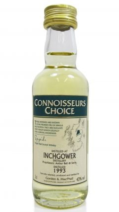inchgower-connoisseurs-choice-miniature-1993