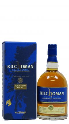 Kilchoman - Autumn 2009 - 2006 3 year old Whisky