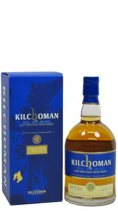 Kilchoman - Spring 2010 - 2007 3 year old Whisky