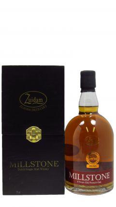Zuidam - Millstone French Oak - 2000 8 year old Whisky