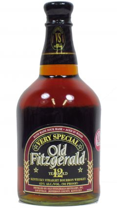 Old Fitzgerald - Kentucky Straight Bourbon 12 year old Whiskey