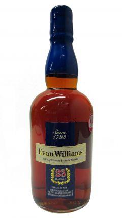 Evan Williams - Kentucky Bourbon 23 year old Whiskey