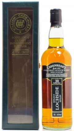 Lochside (silent) - Single Malt Scotch Whisky - 1981 30 year old Whisky