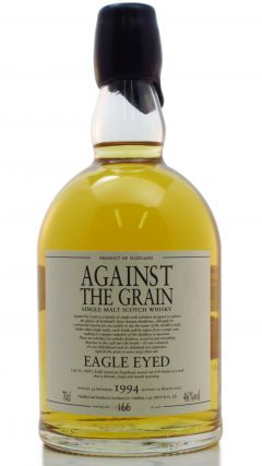 Against The Grain - Eagle Eyed - 1994 16 year old Whisky