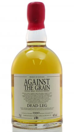 Against The Grain - Dead Leg - 1990 16 year old Whisky
