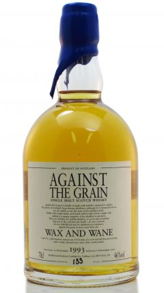 Against The Grain - Wax and Wane - 1993 13 year old Whisky