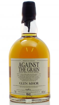 Against The Grain - Glen Mhor - 1982 24 year old Whisky