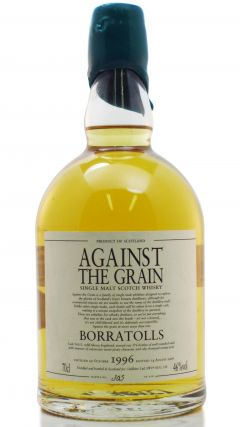 Against The Grain - Borratolls - 1996 12 year old Whisky