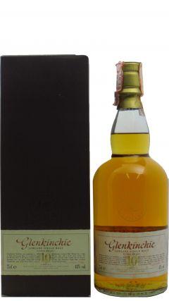 Glenkinchie - Lowland single Malt (old bottling) 10 year old Whisky