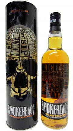 Smokehead - The Rock Edition Islay Single Malt Whisky