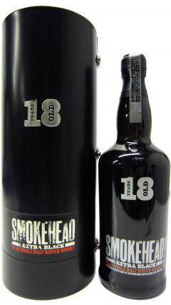 Smokehead - Extra Black - 1993 18 year old Whisky