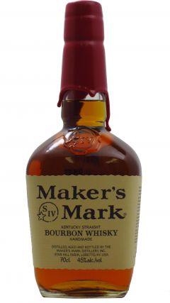 Maker's Mark - Kentucky Straight Bourbon Whiskey