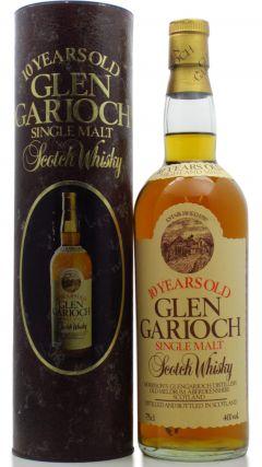 Glen Garioch - Highland Single Malt 10 year old Whisky