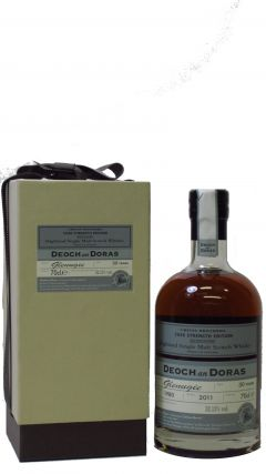 Glenugie (silent) - Cask Strength - 1980 30 year old Whisky