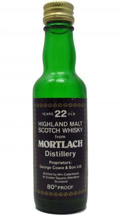 mortlach-highland-single-malt-miniature-22-year-old
