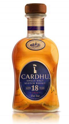 Cardhu - Speyside Single Malt 18 year old Whisky
