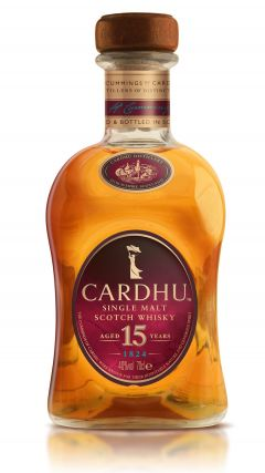 Cardhu - Speyside Single Malt 15 year old Whisky