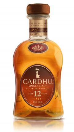 Cardhu - Speyside Single Malt 12 year old Whisky
