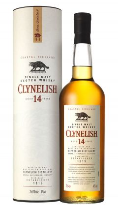 Clynelish - Highland Single Malt 14 year old Whisky