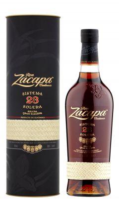 Ron Zacapa - Centenario 23 Sistema Solera Rum