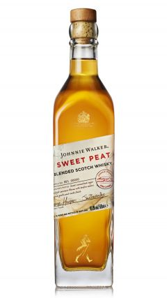Johnnie Walker - Sweet Peat - Blended Scotch Whisky