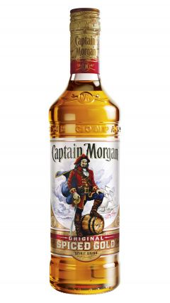 Captain Morgan - Original Spiced Gold Rum