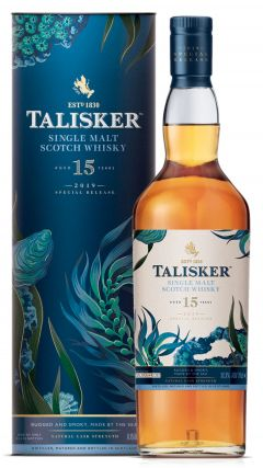 Talisker - Special Release - 2002 15 year old Whisky