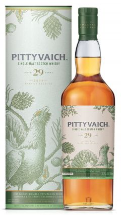 Pittyvaich (silent) - 2019 Special Release - 1989 29 year old Whisky