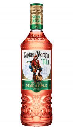 Captain Morgan - Tiki Pineapple & Mango Rum
