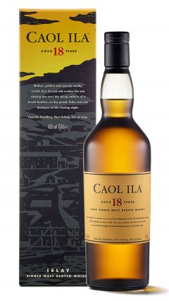 Caol Ila - Islay Single Malt 18 year old Whisky