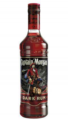 Captain Morgan - Black Label Dark Rum