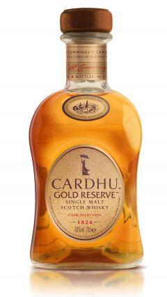 Cardhu - Gold Reserve - Speyside Single Malt Whisky